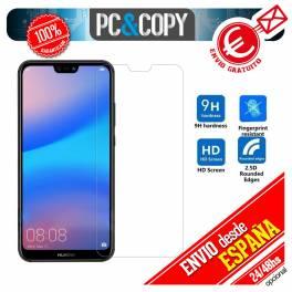Cristal templado Protector pantalla Huawei P20 Lite 5,8'' Calidad Premium 5D 9H