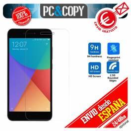 Cristal Templado Pantalla Xiaomi Note 5A / 5A Prime Calidad Premium 2,5D 9H 5,5''