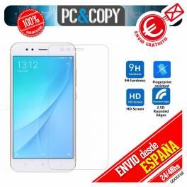 Cristal Templado Pantalla Xiaomi Mi 5X / Mi A1 Calidad Premium 2,5D 9H 5,5''