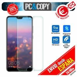 Cristal templado Protector pantalla Huawei P20 5,8'' Calidad Premium 5D 9H