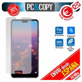 Cristal templado Protector pantalla Huawei P20 Pro 6.1'' Calidad Premium 5D 9H