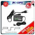 CARGADOR RED CORRIENTE PARA SONY PSP SLIM 2000 2004 3000 3004 E1000 E1004 E1008 Street POWER AC