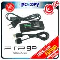 CARGADOR RED CORRIENTE SONY PSP GO CON CABLE POWER AC PSPGO ADAPTADOR TRANSFORMADOR