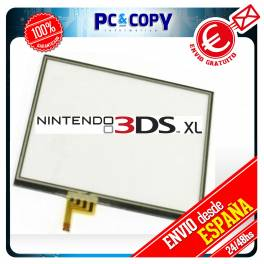 PANTALLA TACTIL PARA NINTENDO 3DS XL TOUCH SCREEN ORIGINAL DS LL