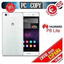 Funda gel TPU flexible 100% transparente HUAWEI P8 Lite P8 Lite 2015 ALE-L04