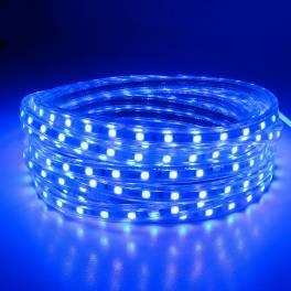 Tiras de LED 220V IP65 Impermeable Luces Cinta Flexible SMD3014 14.4W por metro