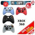 Funda Silicona Mando XBOX 360 Carcasa Gel colores joystick controller