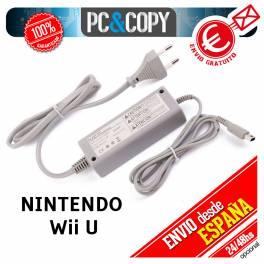 Fuente Alimentacion Nintendo Wii U Gamepad Corriente Adaptador AC Adapter
