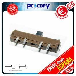 INTERRUPTOR SWITCH ON/OFF PARA SONY PSP 1000 SLIM 2000 3000