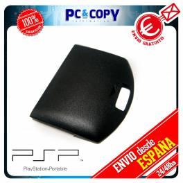 TAPA COVER CARCASA BATERIA REPUESTO PSP 1000 1004 FAT NEGRO PSP1000 PSP1004