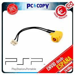 CONECTOR DE CARGA DC POWER JACK PSP 2000 2004 3000 3004