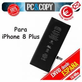 Batería interna para iPhone 8Plus capacidad 2691mAh igual que la original