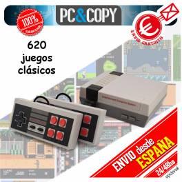 Mini Consola Retro 620 juegos clássicos