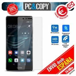 Cristal templado Protector pantalla Huawei P9 Plus Calidad 2,5D 9H 5,5''