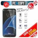 """PACK 3 Cristal templado Premium protector de Samsung Galaxy S7 G930 5,1"""" 9H 2.5D 0.33MM"""