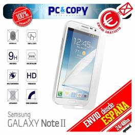Cristal templado protector pantalla Samsung Galaxy Note 2 calidad Premium 0,3mm 9H