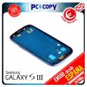 MARCO LATERAL CHASIS SAMSUNG GALAXY S3 AZUL I9300