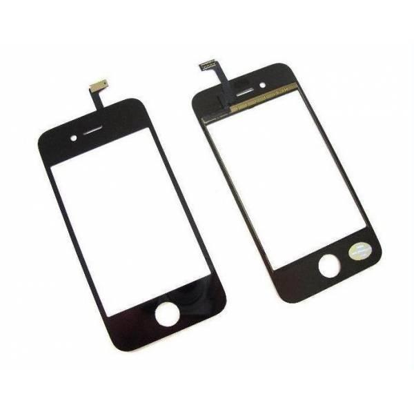 d1006084c15 PANTALLA TACTIL PARA REPARAR IPHONE 4 4G 4S NEGRO CRISTAL TOUCH SCREEN A+  NUEVA