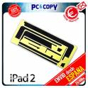 PEGATINA ADHESIVO IPAD 2 PANTALLA TACTIL CRISTAL DIGITALIZADOR IPAD2 STICKER