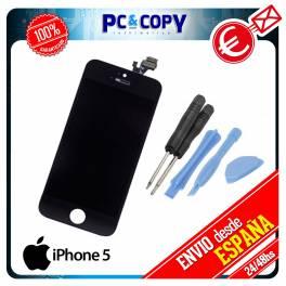 Pantalla LCD RETINA + Tactil completa iPhone 5 5G NEGRO Calidad A+ ORIGINAL + HERRAMIENTA