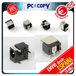CONECTOR DC POWER JACK PJ014 - F0403 PARA ACER, HP, COMPAQ