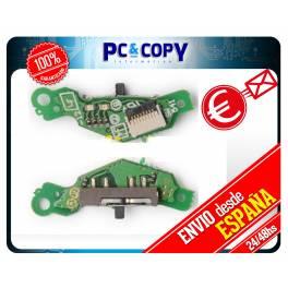 BOTON PLACA ENCENDIDO INTERRUPTOR PSP 3000 3004 ON/OFF POWER SWITCH PCB BOARD