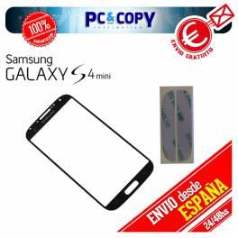 PANTALLA TACTIL + ADHESIVOS PARA SAMSUNG GALAXY S4 Mini NEGRO I9195, I9190, I9192