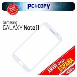 CRISTAL PANTALLA TACTIL SAMSUNG GALAXY NOTE 2 N7100 BLANCO DIGITALIZADOR NOTE II