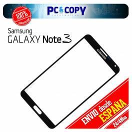 CRISTAL PANTALLA TACTIL SAMSUNG GALAXY NOTE 3 N9005 NEGRO DIGITALIZADOR NOTE III