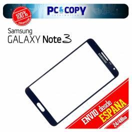 CRISTAL PANTALLA TACTIL SAMSUNG GALAXY NOTE 3 N9005 AZUL DIGITALIZADOR NOTE III