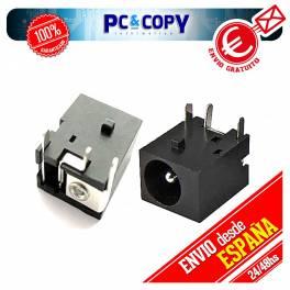 CONECTOR DC POWER JACK PJ003B - 2.5mm ASUS COMPAQ HP FUJITSU SIEMENS IBM MSI