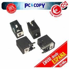CONECTOR DC POWER JACK PJ001 - 2.5mm FUJITSU SIEMENS ACER ASPIRE HP PAVILLION